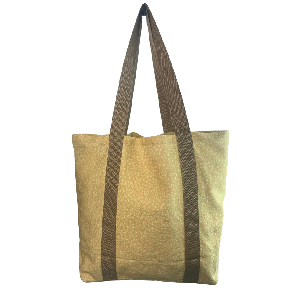 Spikkel Yellow Grocery Bag