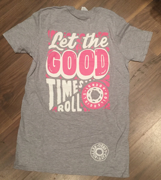 Let the good times roll unisex Tee