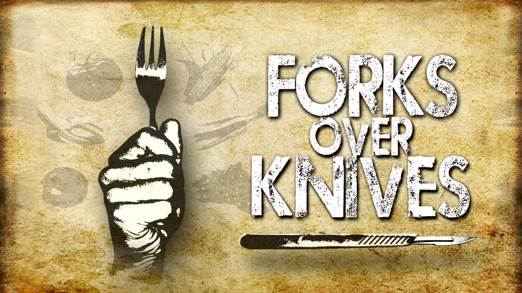 Watch The Incredible Forks Over Knives