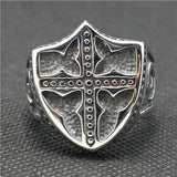 Shield of Honor Ring