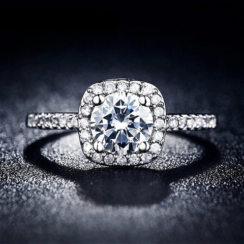 Solitaire® Ring