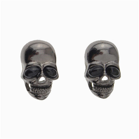 Smiling Skull Earrings *