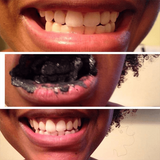 Whitening Bamboo Charcoal Toothpaste - All Natural