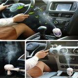 Aromatherapy Car Air Purifier