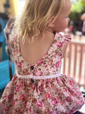 Open Back Dress Rosie