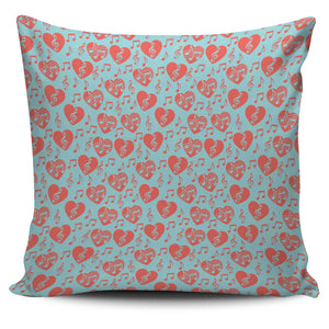 Pillow Heart and Music Design