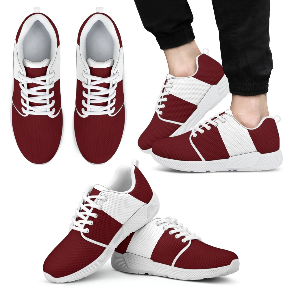 Dak Red Atheltic Sneakers Mens