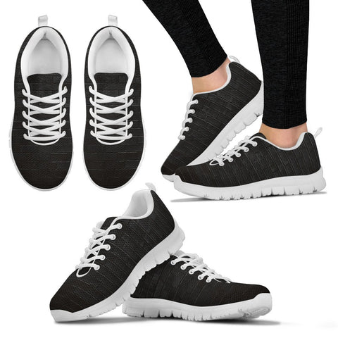 Image of Brick Wall Design Ladys Sneakers Express Delivery