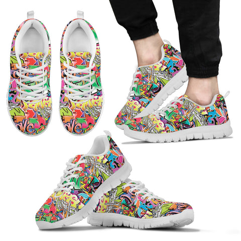 Image of Grafitti 1 Shoes Mens Sneakers