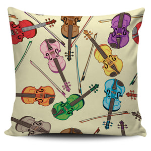 Strings Pillow