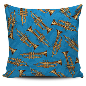 Trumpets Pillow