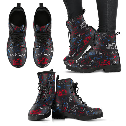 Patriot Open Road Girl Women's Leather Boots