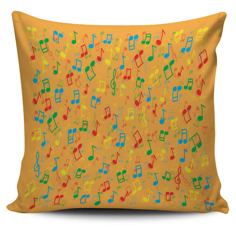 Orange Colorful Pillow
