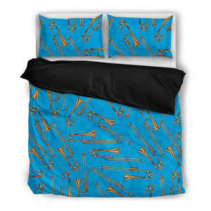 Trombone Bedding Set
