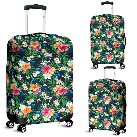 Flower Power Luggage Cover