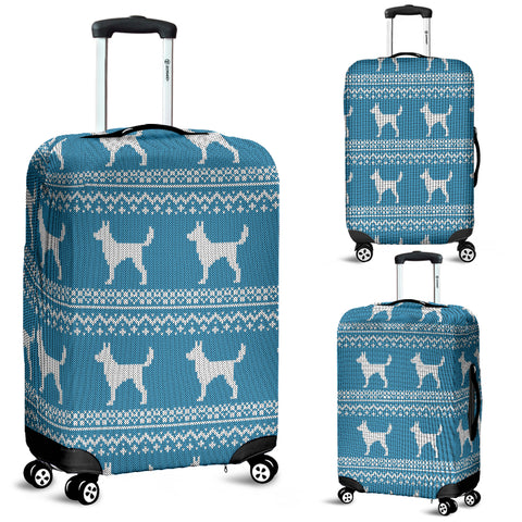 Image of Dog Lovers Luggage Cover
