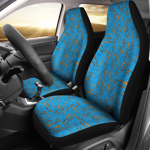 Image of Car Seat Covers Trombone