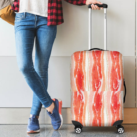 Bacon Luggage Cover