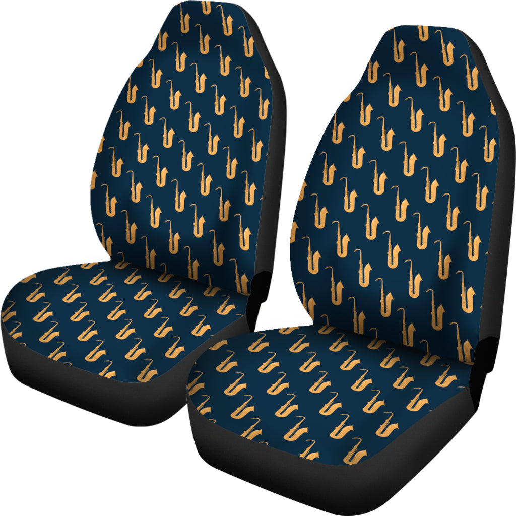 Car Seat Covers Saxophone