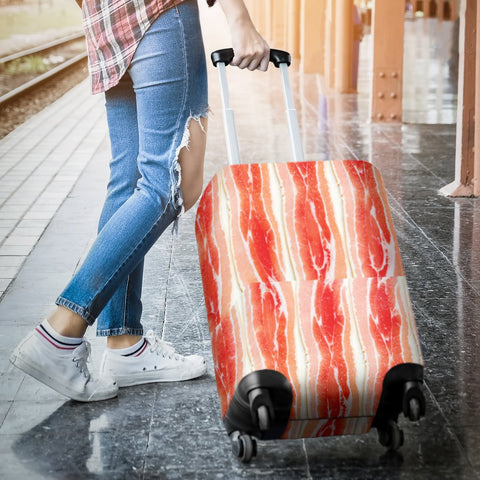 Image of Bacon Luggage Cover
