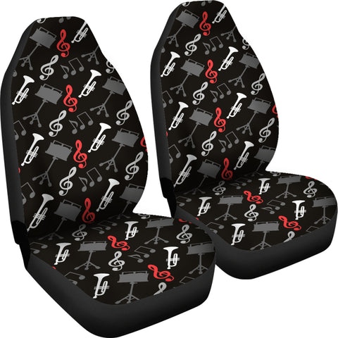 Car Seat Covers Trumpet