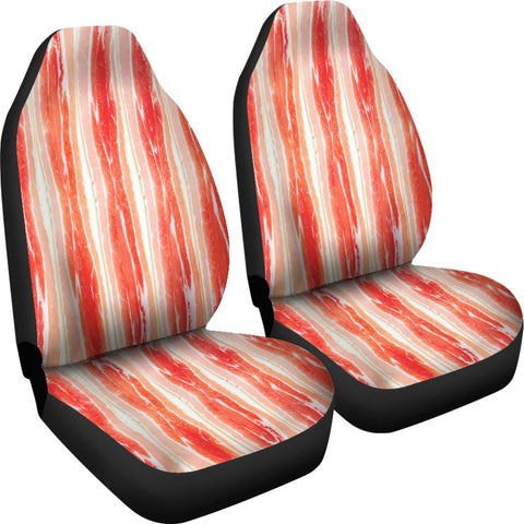 Bacon Car Seat Covers
