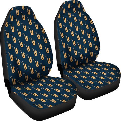 Image of Car Seat Covers Saxophone