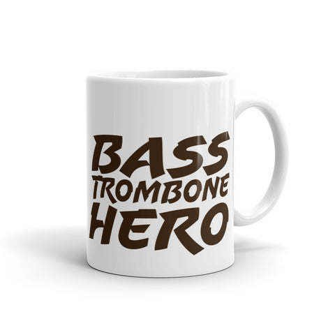 Image of Bass Trombone Hero, Mug