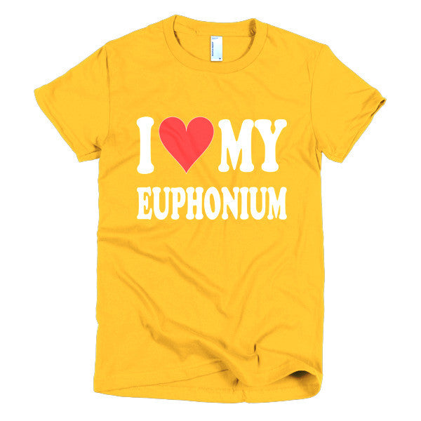I Love My Euphonium, Women