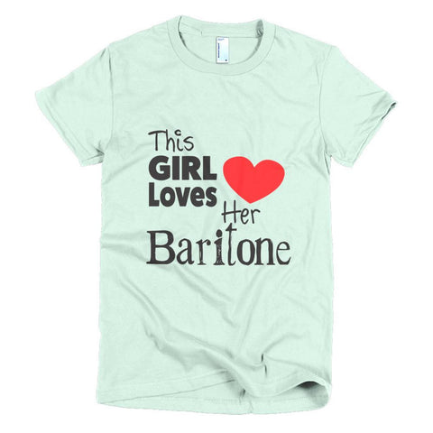 Image of This Girl Loves Her Baritone Shirt