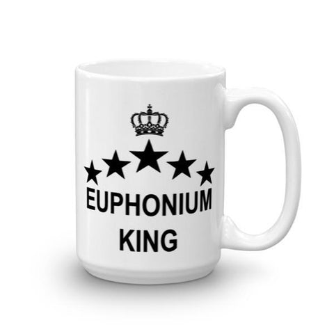 Image of Euphonium King Mug