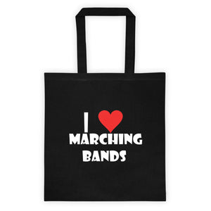 I Love Marching Bands, Tote bag
