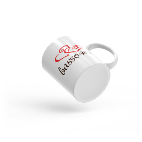 Image of Bassoon Heart - Mug