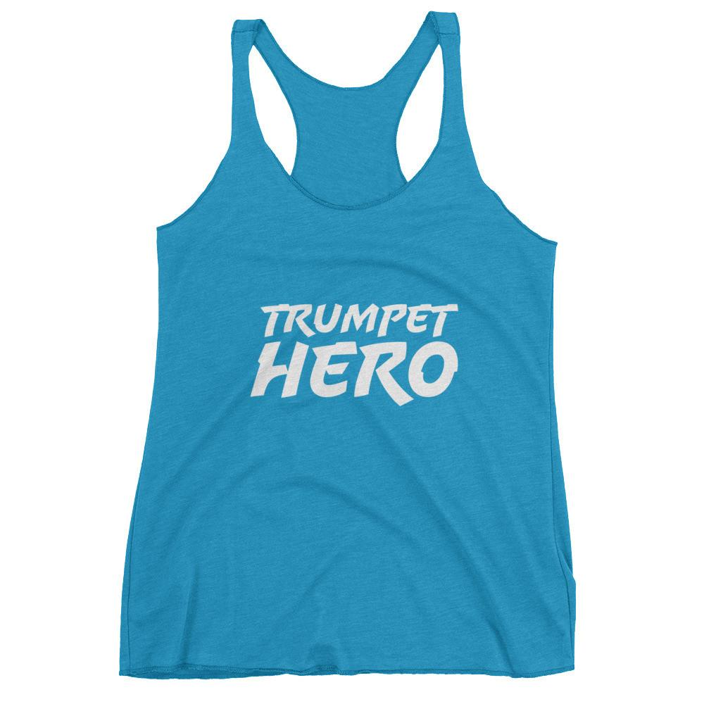 Trumpet Hero, Women's tank top