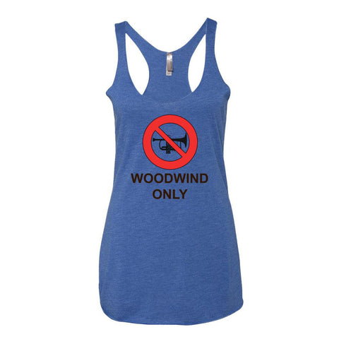 Image of Woodwind Only Women's tank top