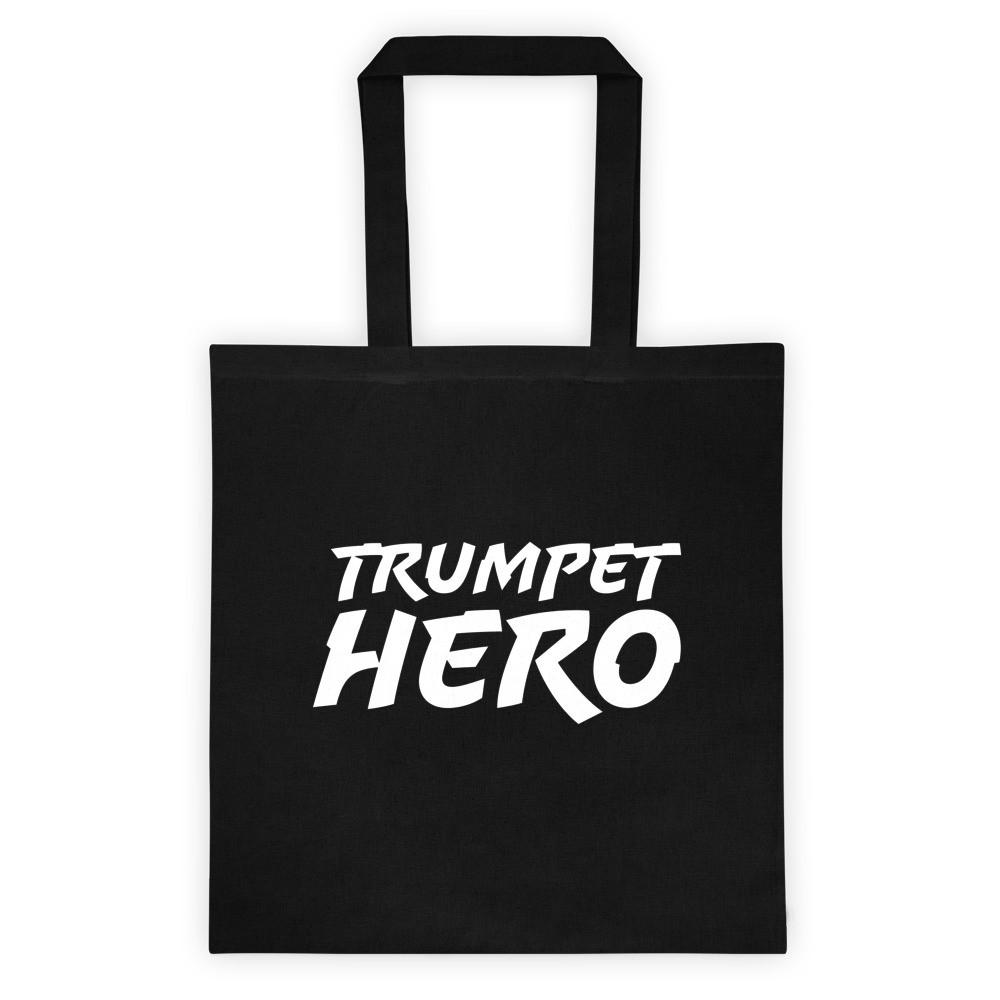 Trumpet Hero, Tote bag