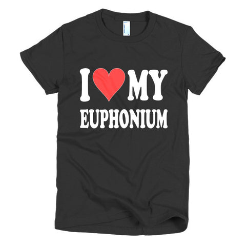 Image of I Love My Euphonium, Women