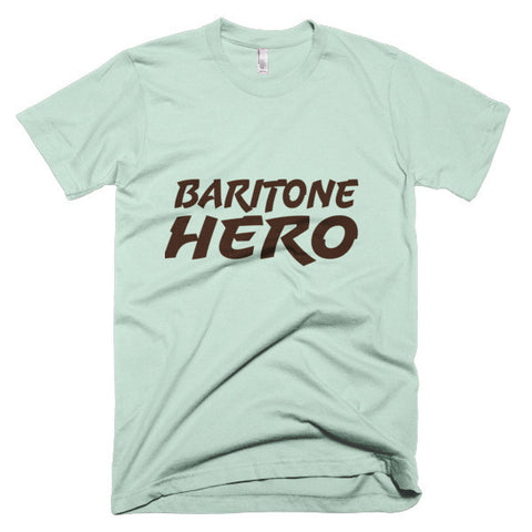 Image of Baritone Hero! Mens T-shirt
