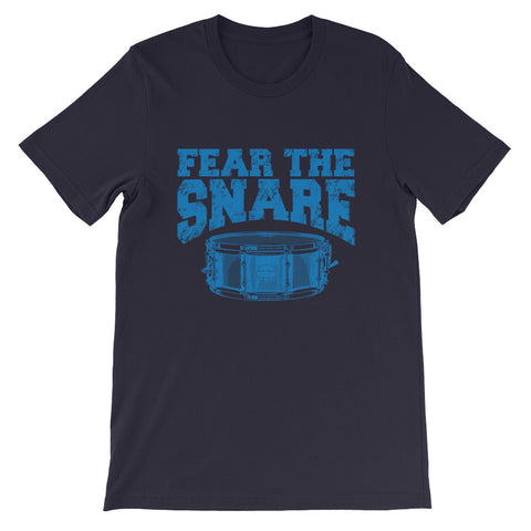 Image of Fear The Snare, Mens Short-Sleeve Unisex T-Shirt