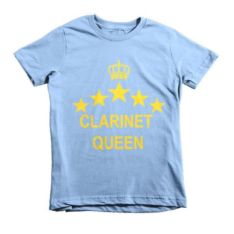 Image of Clarinet Queen childrens t-shirt