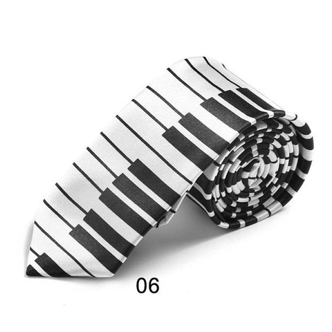 Image of Musical Tie free shipping