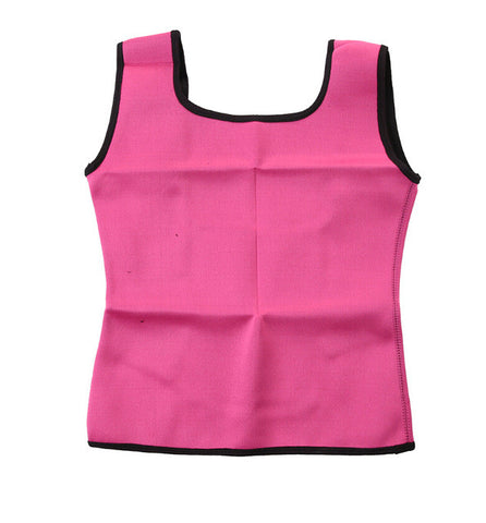 Image of Neoprene Hot Shapers Vest Body Shaper Waist Trainers