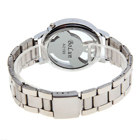 Watches Note Music Notation Metal Quartz Wristwatch Fashion