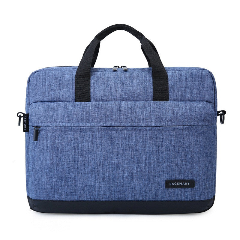 BAGSMART New  15.6 Inch Laptop Briefcase Bag Handbag Mens Nylon Briefcase  Office Bags Business Computer Bags