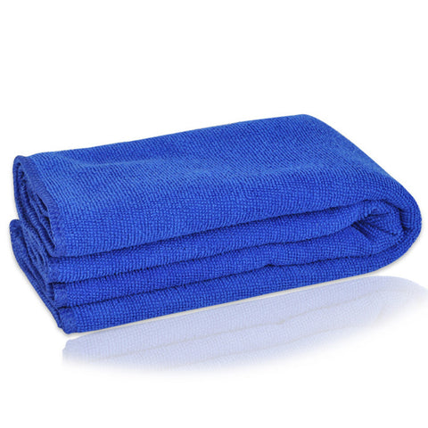 Image of 5pcs Premium Ultra Fine Microfiber Towel Cleaning Cloth for Kitchen Dirt Cleaning