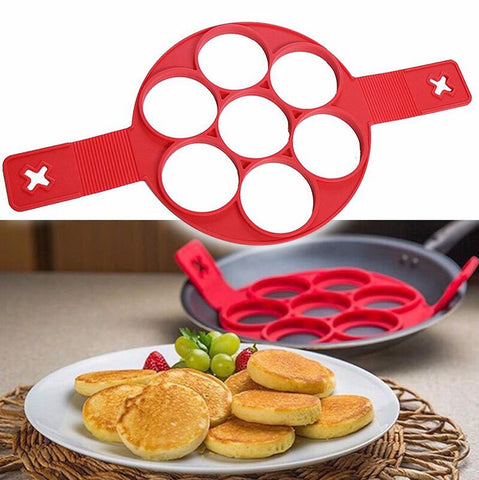 Nonstick Pancake Maker Perfect Pancakes Easy Cake Model Kitchen Baking Tool Fry Egg Pancake
