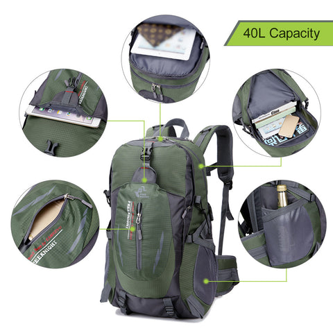 Knight FK8607 40L Hiking Camping Backpack