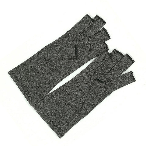 Image of Arthritis Gloves Open Finger Arthritis Gloves Compression Gloves