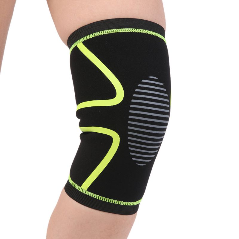 1PC Knee Support  Pads Brace  Gym Weight Lifting