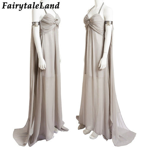 Game of Thrones Season 1 Daenerys Targaryen cosplay costume Halloween costumes women adult Daenerys Targaryen dress custom made